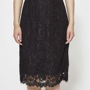 J Crew Collection Lace Skirt